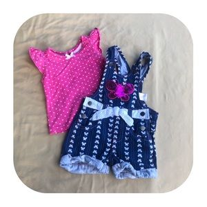 Nannette Outfit Girls 2T